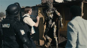 Aliens am Rande der Gesellschaft in District 9